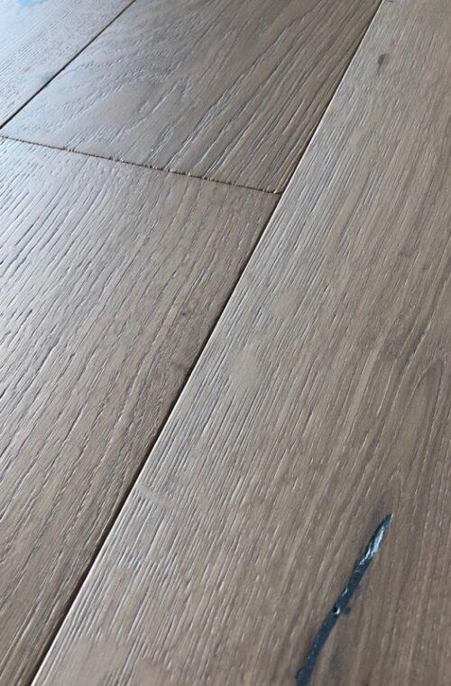 Parkettboden Landhausdiele Eiche Bianco