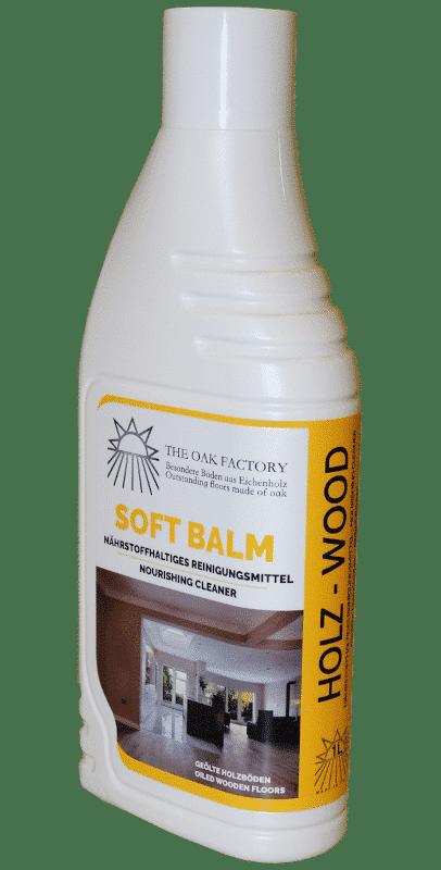 Soft Balm Reiniger für geölte Böden